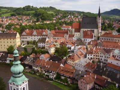 シニアの中央ヨーロッパ流し旅15日間 ②ブラチスラバ・チェスキークロムロフ