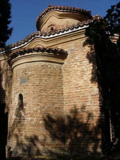 ブルガリア&ルーマニア 【7】ボヤナ教会