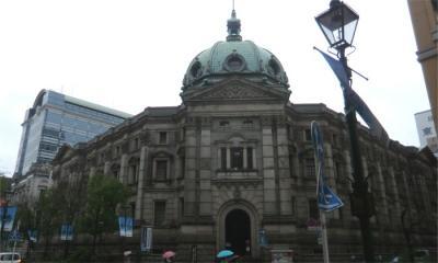 横浜・ヘリテージング街歩き。1神奈川県立歴史博物館辺り
