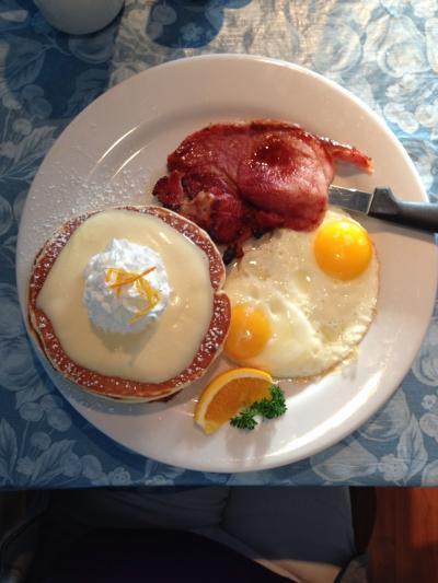 ハワイ 3泊5日、美味巡礼 ー 2013 食べる編ー