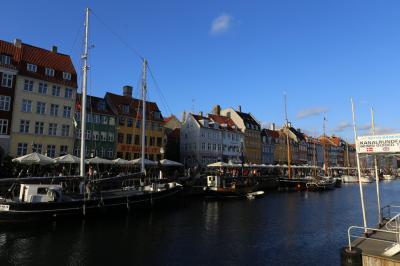2013年6月 渡り鳥ラインで行く北欧3ヵ国 鉄道の旅 (2) デンマーク・コペンハーゲン編