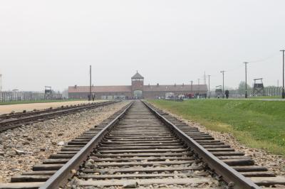 突発ポーランド旅行Part3(アウシュビッツ強制収容所)