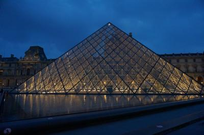 ローマ・パリ個人旅行で挑戦、11日間の7日目 ルーブルへ