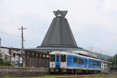 山形    フルーツライン左沢線   左沢駅
