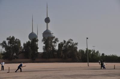 2013ペルシャ湾岸諸国の旅~#2クウェートタワーは閉鎖中