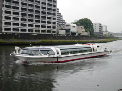 東京水辺ライン「江戸東京ぶらり旅」