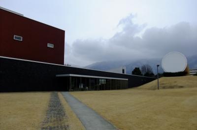 稲荷丸のカキと牛窓の町並み&奈義町現代美術館