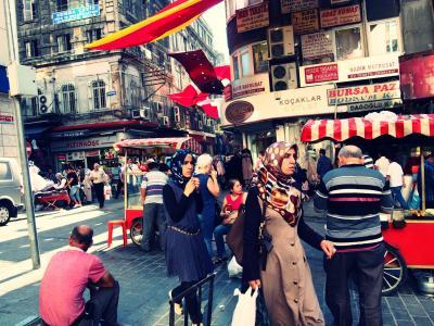 猫とモスク、ときどきチャイ<イスタンブール&カッパドキア8日間個人旅行総集編>