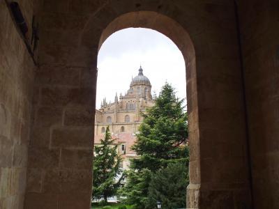 スペイン北部巡り:「二度目の《サラマンカ》では・・・。」