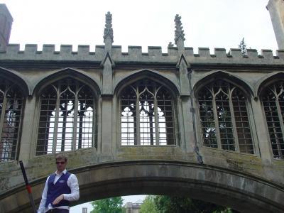 2011年5月英国紀行(前篇) ケンブリッジ/ヘミングフォードグレイ/サンドウィッチ/カンタベリー/チラム/ロンドン