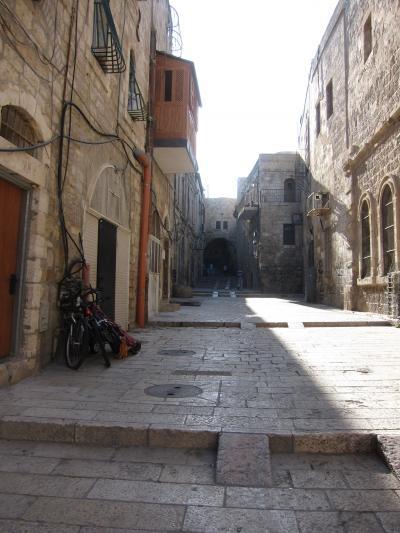 ヨルダン&ちょこっとイスラエル2012秋バックパック旅行☆(2)9/22死海~エルサレム