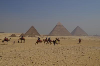 安いツアーがあったのでつい・・・☆エジプト☆カイロ・ギザ編
