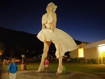 南カリフォルニアゆったり旅(2013年GW)。。。その11「Palm Springsでのいろいろ。。。」