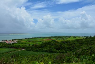 一人島巡りin小笠原&八重山【3】台風宿りの小浜島