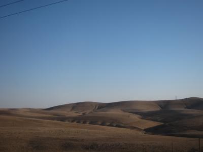 ヨルダン&ちょこっとイスラエル2012秋バックパック旅行(4)9/24テルアビブ~ペトラ