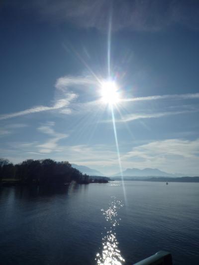 南ドイツ、ロマンチック街道を巡る旅・キーム湖&ヘレンキームゼー城へ