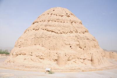 GW西北旅02★銀川★銀川1日ツアー!中国のピラミッド?西夏王陵へ