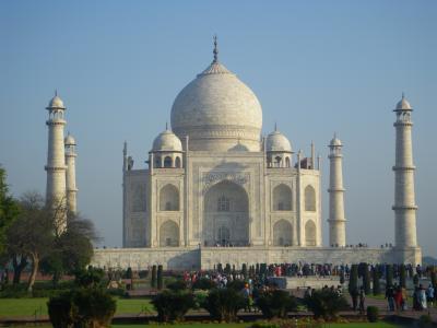 初めてのインド旅行