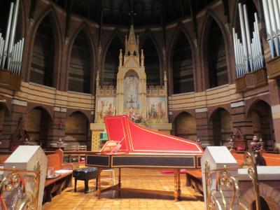 チャタヌーガ演奏旅行(その1) セント・ポール教会