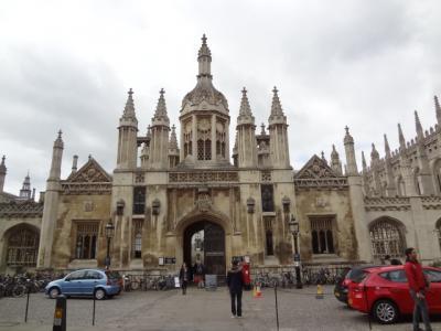 2013年英国紀行-28-ケンブリッジのカレッジと博物館