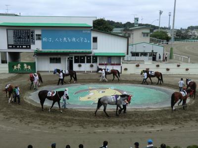 2013年6月 岩手の旅 第2日 水沢競馬場