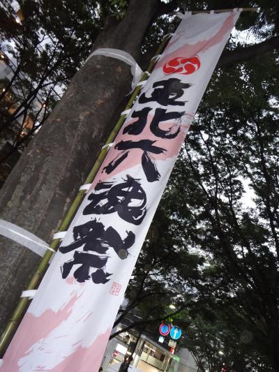 2011/7 東北六魂祭り IN 仙台 人多すぎ~