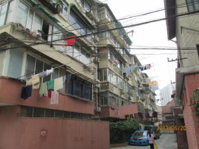 上海の愚園路・優秀歴史建築