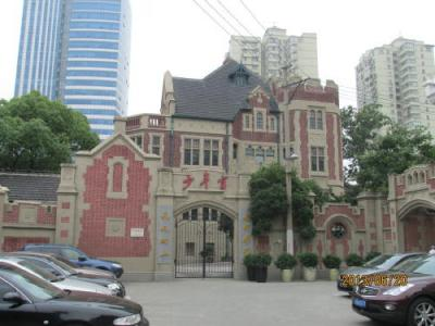 上海の長寧区少年宮