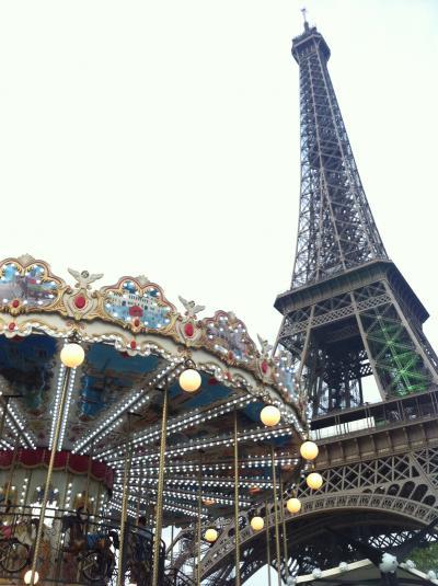 ボルドーのついでに、パリ3泊。