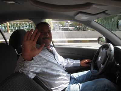 ヨルダン&ちょこっとイスラエル2012秋バックパック旅行(9)9/29&30アンマン~アブダビ~成田