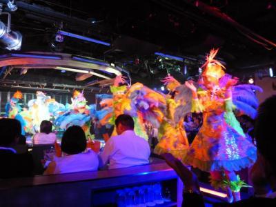 07.寿司とラーメンの札幌3泊 すすきのニューハーフショークラブLaLaToo(ららつー)その2