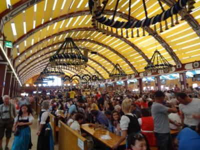 H-Dユーラシア大陸横断記~ドイツ編,ビールの祭典!オクトーバーフェスト2012~