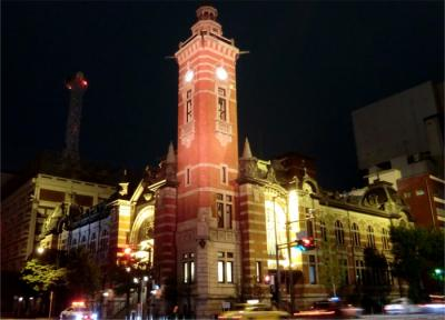 横浜・ヘリテージング街歩き。6 中華街で夕食そして夜景めぐり