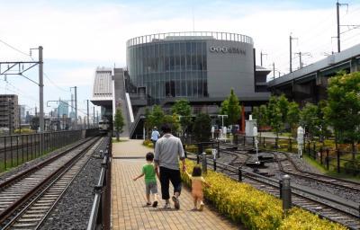新幹線で行く鉄道博物館