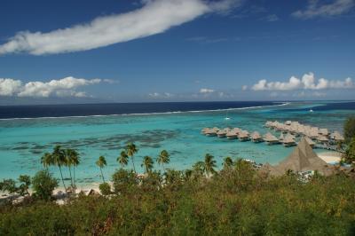 タヒチ④ タヒチ島・モーレア島