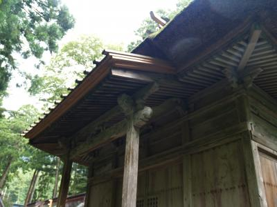 越後一宮・弥彦神社(2)