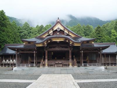 越後一宮・弥彦神社(3)
