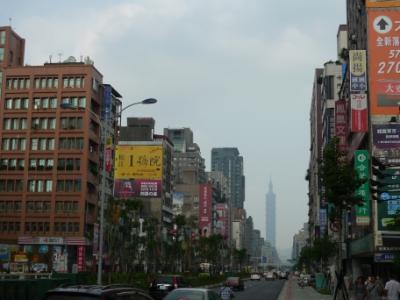 201306 中華民国 台北 2~3日目