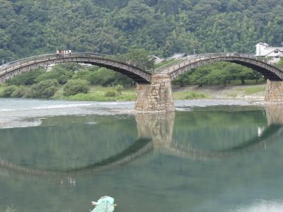 岩国錦帯橋から壱岐へ