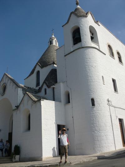 (2)【アルベロベッロ】 ハネムーンはMSCムジカで東地中海クルーズ!&ドイツ古城ホテル  −トゥルッリを見にアルベロベッロ−