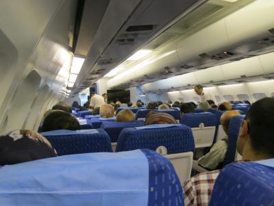 イランの旅・10/イラン航空でアフワズからテヘランへ