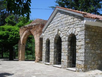 ブルガリア&ルーマニア 【29】カザンラクのトラキア人の墳墓