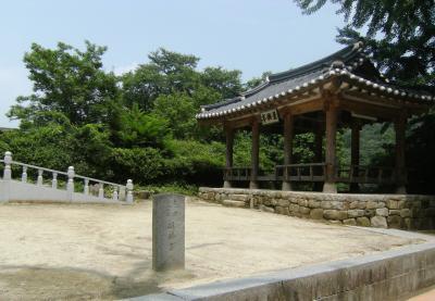 夏の韓国 ② 栄州市内