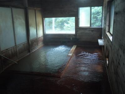 東北 秘湯の旅     森田温泉に立ち寄り  念願の古遠部温泉へ
