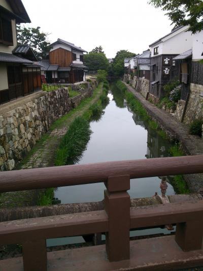 長浜→彦根→近江八幡1泊旅行 ~③近江八幡~