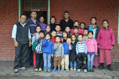 ラダック訪問記(2)2013.6.15 Kullu DaySchool