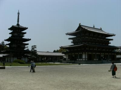 2009年4月19日 日帰り奈良観光