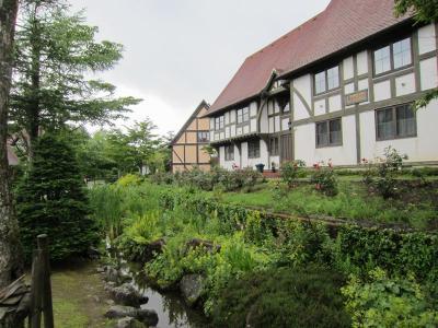 山の中に広がるイギリスの光景~ブリティッシュヒルズ in福島