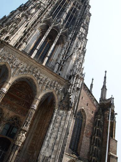 ドイツ旅行 5日目② ウルム観光