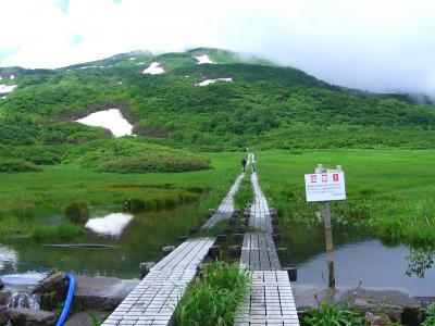 行くぜ!東北 2013年夏 NO.1 鳥海山への旅